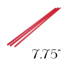 "unwrapped sip stirrer 7.75"" red 1/750 - $5.90"