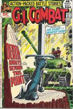 G.I. Combat Comic Book #151, DC Comics 1972 FINE/FINE+ - $15.44