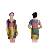 FUNKY COLD MEDINA  Full print 3D All Over Print Long Sleeve Night Gown - $18.99+