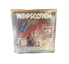 "Charles Craft - Hopscotch Cross Stitch Fabric - 14 Count  15"" X 15"" Square - NEW - $3.50"