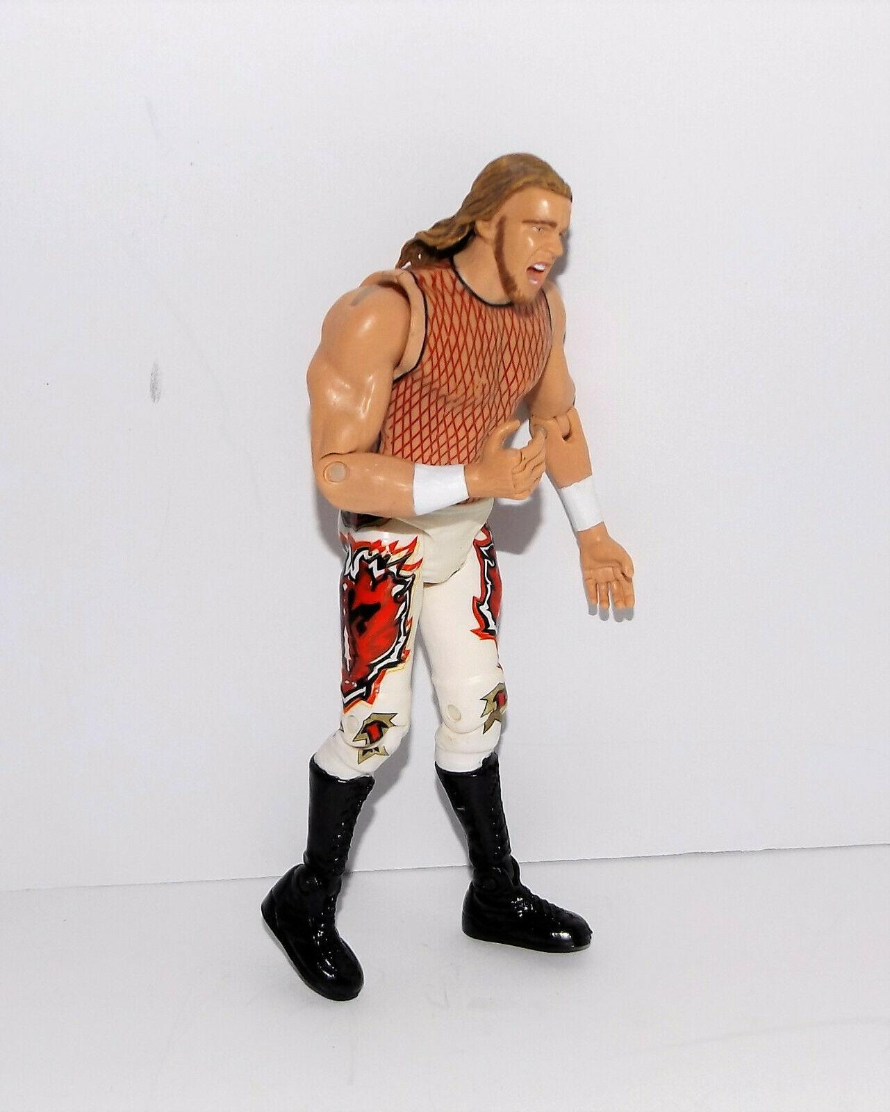"7"" Loose 2002 Jakk's WWE Unchained Fury ""Christian"" Action Figure {6035} image 2"