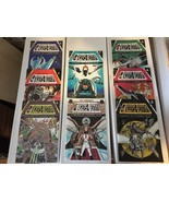 Tigers Of Terra Famlies Of Altered Wars 1-8 RUN VF/NM Ted Nomura's Mind-... - $90.99
