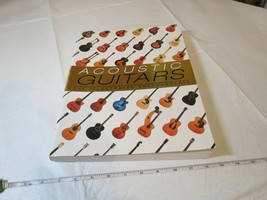 Acoustic Guitars Illustrated Encyclopedia book collectors information Hu... - $25.44