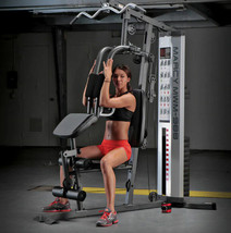 Marcy Pro MWM-988 Gym System 150 lbs Adjustable Weight Stack - Ready to Ship image 14