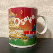 Starbucks Osaka Limited Castle Design  Mug Cup 400ml - $39.60