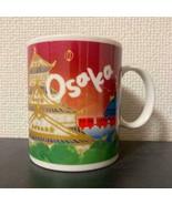 Starbucks Osaka Limited Castle Design  Mug Cup 400ml - $39.60