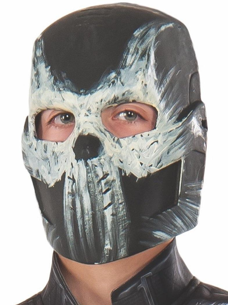 Crossbones Mask Captain America Civil War Marvel Halloween Costume Accessory - $8.64