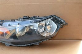 09-14 Acura TSX HID Xenon Headlight Head Light Passenger Right RH image 3