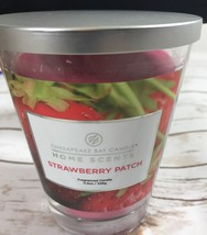 Chesapeake Bay Candle Home Accents Strawberry Patch Fragranced Candle 11... - $19.75
