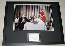 Tom Ewell Signed Framed 11x14 Photo Display w/ Jayne Mansfield - $52.00