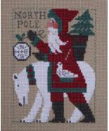2017 Prairie Schooler Yearly Santa cross stitch... - $5.00