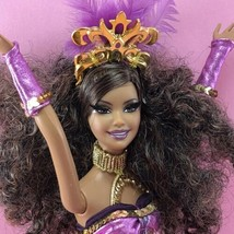 Barbie Festivals of the World Carnaval Brazil Mardi Gras Ethnic Doll w/ ... - $35.00