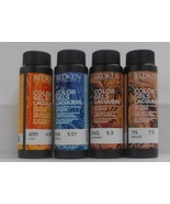 REDKEN COLOR GELS LACQUER High Saturation Permanent Liquid Hair Color ~... - $13.54