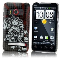 disney officially licensed Houndstooth Mickey Mouse HTC Evo 4G Phone Case - $8.99