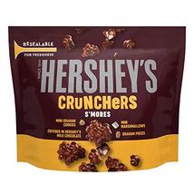HERSHEY'S CRUNCHERS, S'mores Chocolate Candy, 6.1 oz Pouch - $13.99