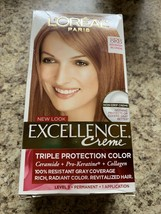(1) L'Oreal Excellence Creme - 8RB Medium Reddish Blonde (Warmer) 1 Each - $16.82