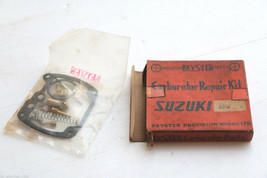 Suzuki 80 K10 K11 K15 K10P K11P K15P Carburetor Repair Kit Nos - $23.99