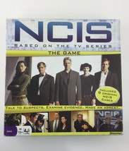 NCIS Murder Mystery Board Game TV Series 2010 Edition - $17.79