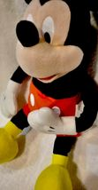 "Disney Mickey Mouse 18"" Plush Doll - Stuffed Toy Licensed image 3"
