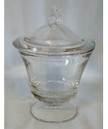 """Fostoria Century 7"""" Candy Dish with Lid - $40.48"""
