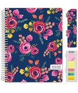 HARDCOVER Academic Year 2019-2020 Planner: July 2019 Through July 2020 8... - $18.69