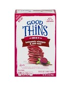 Good Thins: The Beet One - Balsamic Vinegar & Sea Salt Crackers, 3.75 Ounce - $10.62