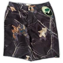 Mossy Oak Men's Hybrid Shorts Size 28 Camouflage NWT - $9.75