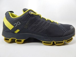 On Running Cloudsurfer Size 9 M (D) EU 42.5 Men's Running Shoes Gray Yellow