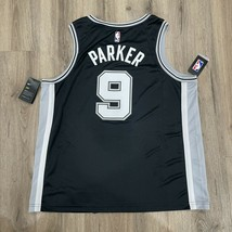 San Antonio Spurs Mens Size XXL (56) Nike Swingman Jersey 864509-013 Ton... - $98.99
