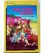 The Pink Motel Carol Ryrie Brink 1st Print Aladdin paperback No Barcode ... - $28.00