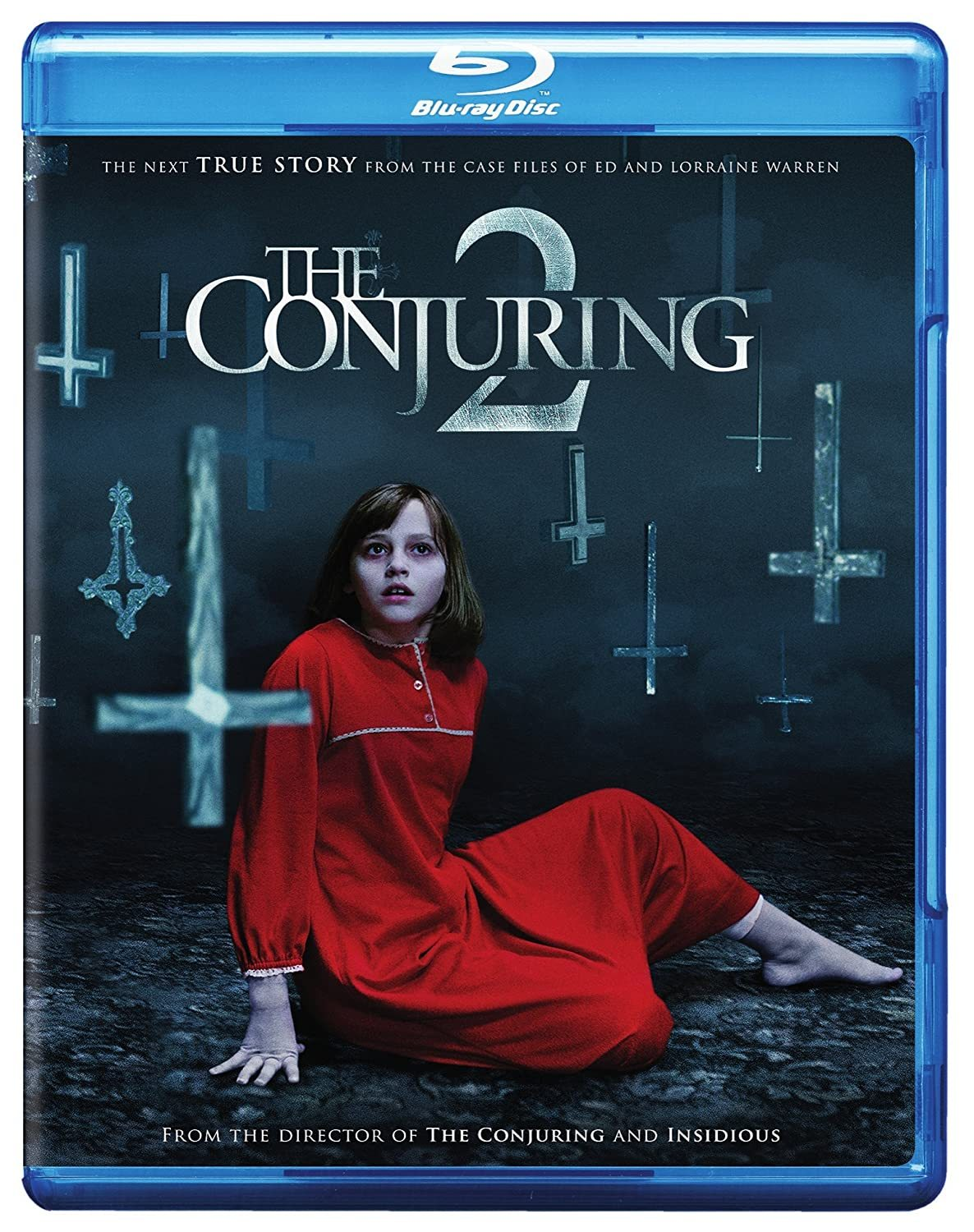 Conjuring 2 bluray