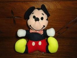 Walt Disney Mickey Mouse Vintage Doll - $41.80