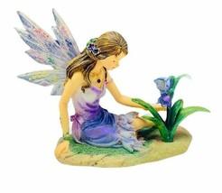 Faerie Glen figurine fairies fairy sculpture magic elf gift decor Munro ... - $49.45