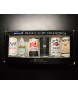 Luminarc Classic Shot Glass Collection Set of Six A 2.25 Ounce Size Boxe... - $15.99