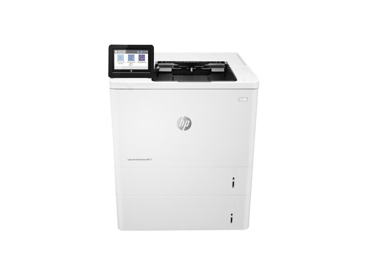 HP LASERJET M611X  7PS85A Duplex Network WIFI 2nd tray L0H17A - $1,469.99