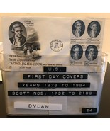 First Day Cover/447 Quantity/ $1025.99 Value - $46.75