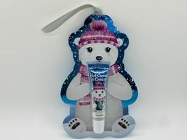 Bath & Body Works HOT COCOA & CREAM Lip Gloss Bear Tag Ornament Gift 0.47 fl.oz - $12.38