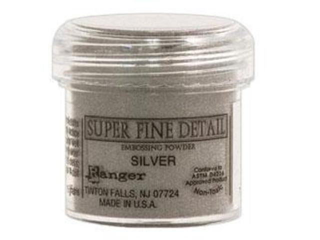Ranger Super Fine Detail Embossing Powder Silver #SFJ18292