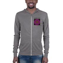 Knowledge Unisex zip hoodie - $31.95+