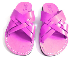 Leather Sandals for Men MICHAEL by SANDALIM Biblical Greek Jesus Sandals... - $39.83 CAD+