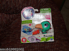 Littlest Pet Shop Sweetest Sweet Snackin' Pets #3080 Toucan NEW LAST ONE... - $22.68