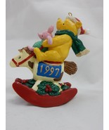 Midwest of Cannon Falls 1997 Pooh & Piglet Dated Ornament w/Box - $11.39