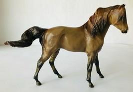 Breyer Cloud's Encore Classic 1728 Dun Cloud Mustang Series Excellent Co... - $29.02