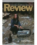 University of California, Santa Cruz Review - Fall 1986 - Earthquake Pre... - $0.97