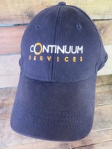 Continuum Services Fitted Size L/XL Adult Hat Cap - $8.90