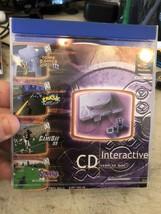 Vintage Interactive CD Sampler Disc Volume 9 Vol. 9 Sony PS1 PlayStation 1 - $9.85