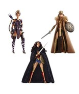 Barbie Adult Collector Edition - Wonder Woman Hippolyta Antiope - Three ... - €164,70 EUR