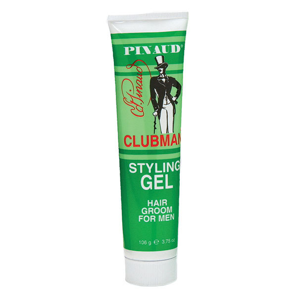 Clubman Pinaud Styling Gel, 3.75 oz (Tube)