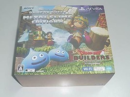 PS VITA Dragon Quest Metal Slime Edition Dragon Quest Builders Pre-own - $334.99
