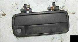 1991 Honda Civic DX Right Front Exterior Door Handle - $4.88
